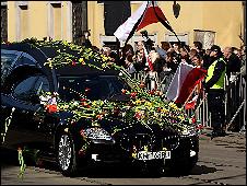 Pemakaman presiden Polandia