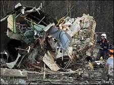 Все три бортовых самописца с разбившегося под Смоленском самолета  президента Польши Леха Качинского расшифрованы, заявили в  Межгосударственном авиационном комитете.