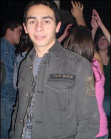 Mauricio Barrios (Foto: Arquivo pessoal)