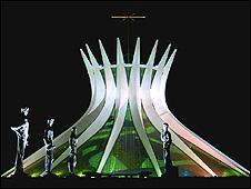 Catedral de Brasília/Foto: Victor Soares/ABr