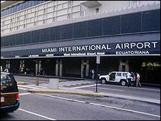 Aeropuerto de Miami. Archivo