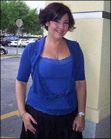Ana Margarita Martinez. Foto: Ignacio de los Reyes, BBC Mundo