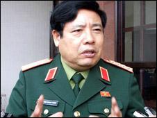 Bộ trưởng Thanh nói hải quân và phòng không không ...