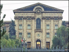 armenian parliament