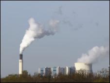 Planta energética en Alemania