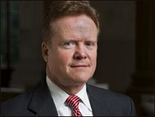 Thượng Nghị sỹ Jim Webb