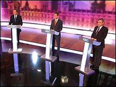 Лидеры ведущих британсаких партий