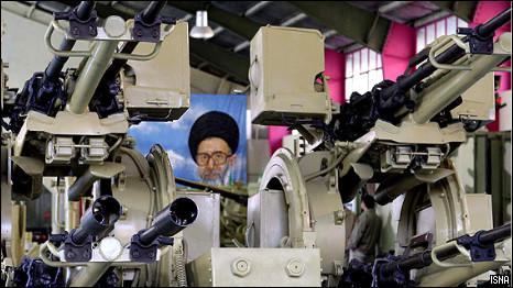 سیستم های موشکی ایران