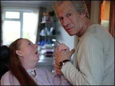 Colin e Christine Simpson