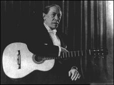 Agustín Pío Barrios