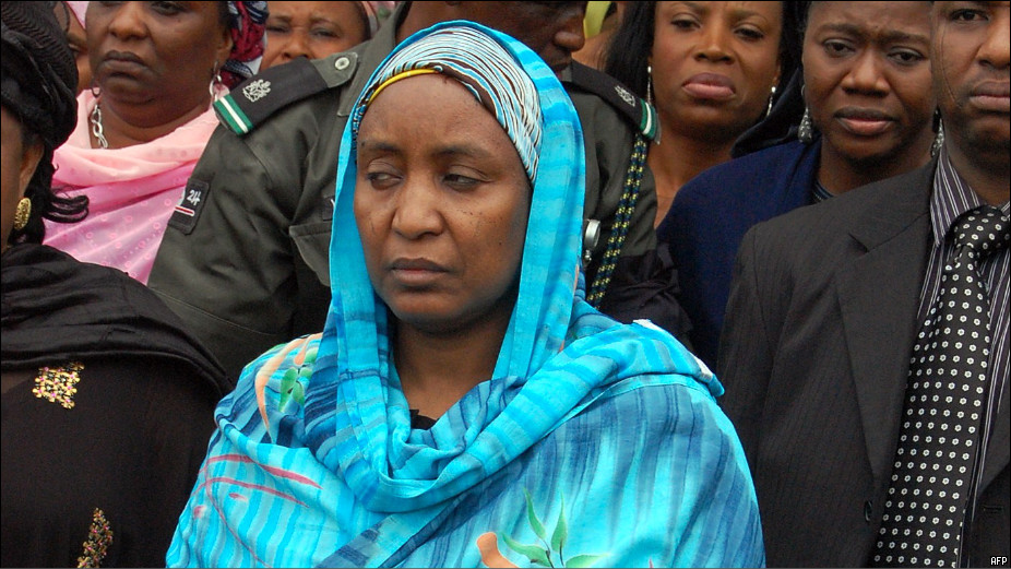 Don't allow Buhari harass our family, Yar'Adua's wife begs ...