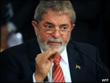 O presidente Luiz Inácio Lula da Silva (AFP/Arquivo)