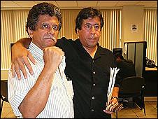 Juan José y Jorge Dalton.
