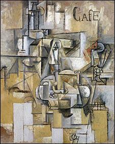 """""""Le pigeon aux petits pois"""", de Picasso (Foto: Bridgeman Art Library)"""
