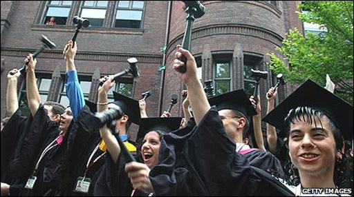 فارغ التحصیلان دانشکده حقوق هاروارد