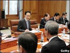 Gobierno de Corea del Sur