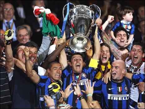 BBC Indonesia - Olahraga - Inter Milan juara Liga Champions a026dab562