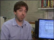 cientista Mark Gasson