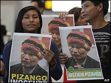 Seguidores de Pizango