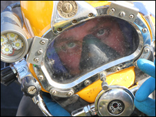 Philippe Cousteau Jr., buzo. Cortesía: Philippe Cousteau