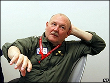 almirante de los guardacostas de EE.UU., Thad Allen