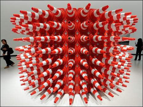 روما : افتتاح متحف صممته العراقية الأصل زها حديد 100530111235_rome_466x350_nocredit