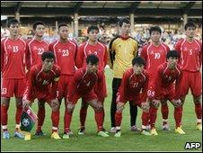 Đội tuyển bóng đá Bắc Hàn