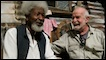 Wole Soyinka with Athol Fugard