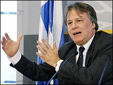 Fernando Lorenzo, ministro de Economía uruguayo (fuente: Presidencia de Uruguay)