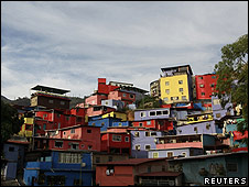 Barrio de Caracas
