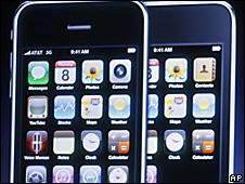 Imágenes de modelos anteriores de iPhone