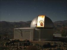 Telescopio Trappist (ESO)
