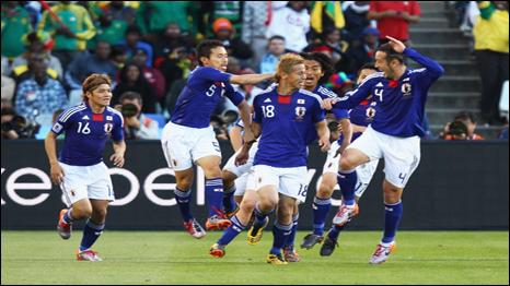 Tim Jepang di Piala Dunia