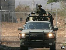 Tentara Meksiko