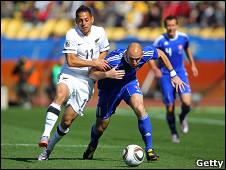 مونديال 2010: سلوفاكيا ونيوزيلندا تتعادلان بهدف لكل منهما 100615120225_slovakia_226x170_getty
