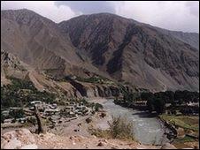 منطقة تشترال في باكستان