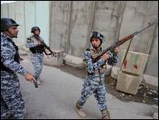 أمن عراقي