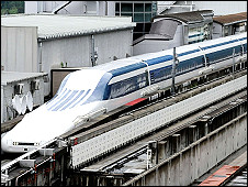 Tàu shinkansen của Nhật