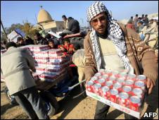 Bloqueo Franja de Gaza