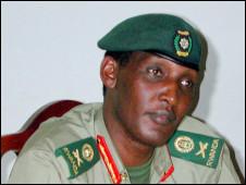 Lt Jenerali Faustine Kayumba Nyamwasa