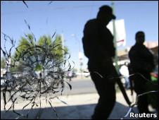Imagen de violencia