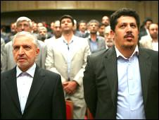 مهدی هاشمی و جاسبی