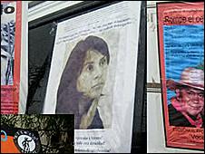 América del Valle, activista  mexicana