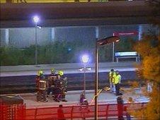 Aparat Spanyol tengah menyelidiki insiden maut di jalur KA