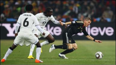غانا والمانيا