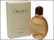 Perfume Obssesion de Calvin Klein