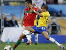 البرازيل والبرتغال