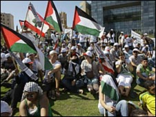فلسطينيون في لبنان