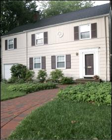 Дом в Монтклере, штат Нью-Джерси, где проживали двое из подозреваемых в шпионаже