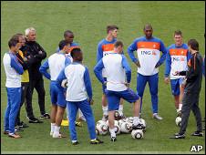 تدريبات هولندا